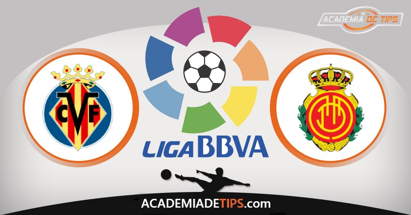 Villarreal x Mallorca, Prognóstico, Analise e Palpites de Apostas – La Liga