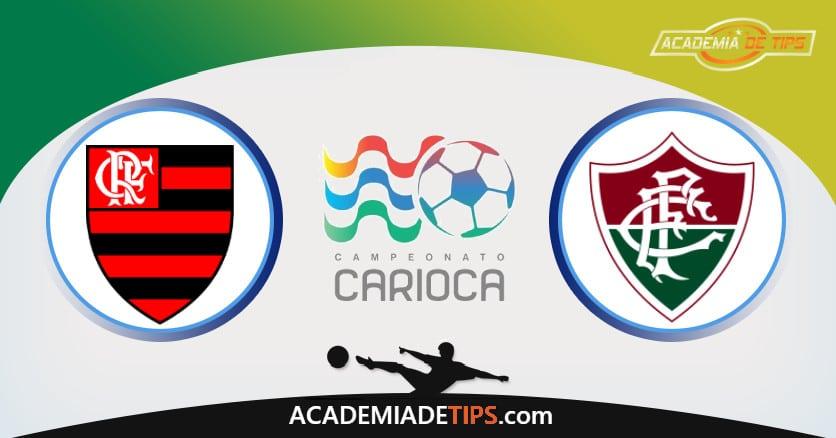 Flamengo x Fluminense, Prognóstico, Análise e Palpites de Apostas - Carioca Taça Rio 2020 FINAL