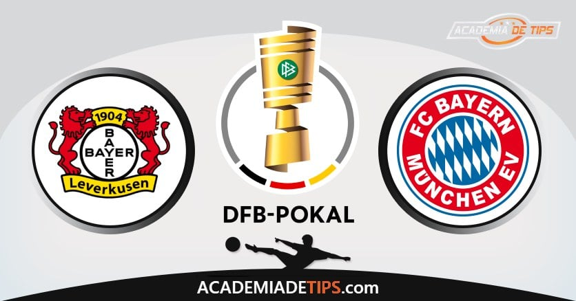 Leverkusen x Bayern, Prognóstico, Análise e Palpites de Apostas – DFB Pokal