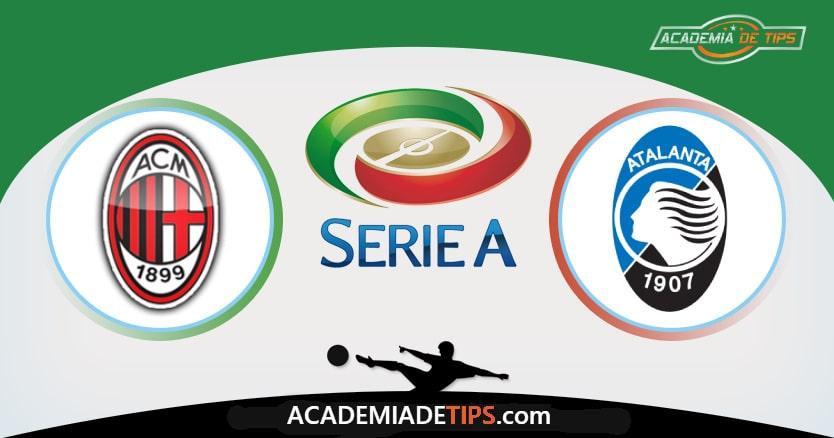 Milan x Atalanta, Prognóstico, Analise e Palpites de Apostas – Serie A