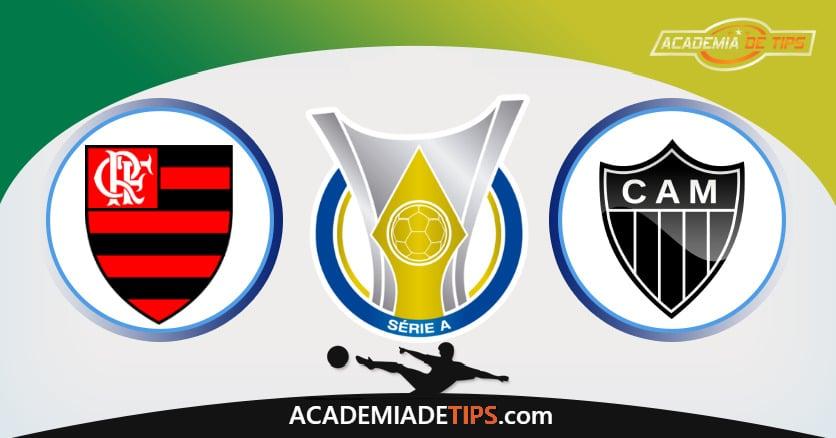 Flamengo x Atletico-MG, Prognóstico, Análise e Palpites de Apostas - Brasileirão 2020