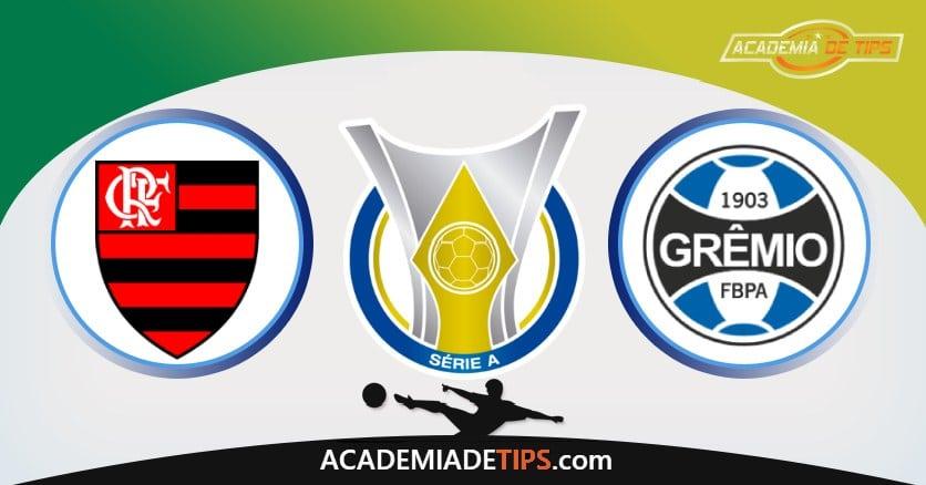 Flamengo x Grêmio, Prognóstico, Análise e Palpites de Apostas - Brasileirão 2020