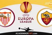 Sevilla x AS Roma, Prognóstico, Análise e Palpites de Apostas – Europa League