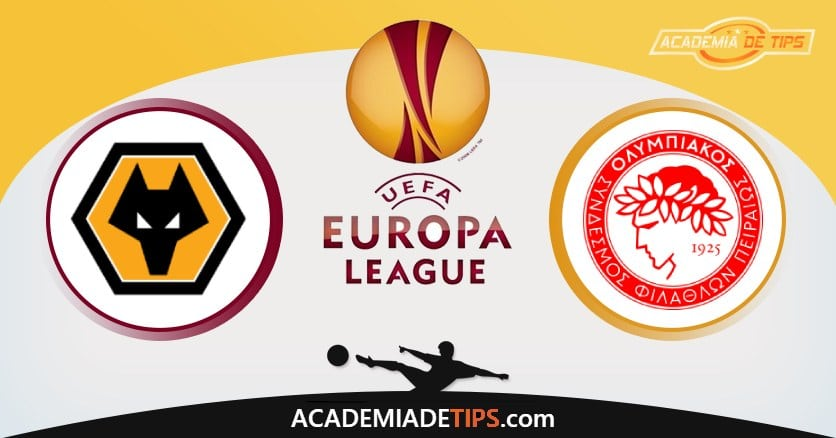 Wolves x Olympiakos, Prognóstico, Análise e Palpites de Apostas – Europa League
