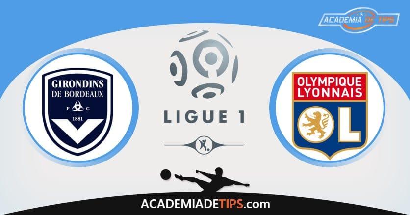 Bordeaux vs Lyon, Prognóstico, Análise e Palpites de Apostas – Ligue 1