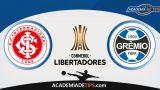 Internacional x Grêmio, Prognóstico, Análise e Palpites de Apostas - Copa Libertadores
