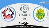 Lille vs Nantes, Prognóstico, Análise e Palpites de Apostas – Ligue 1
