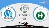 Marseille x St. Etienne, Prognóstico, Análise e Palpites de Apostas – Ligue 1