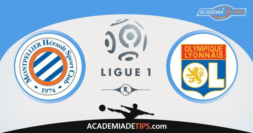 Montpellier x Lyon, Prognóstico, Análise e Palpites de Apostas – Ligue 1
