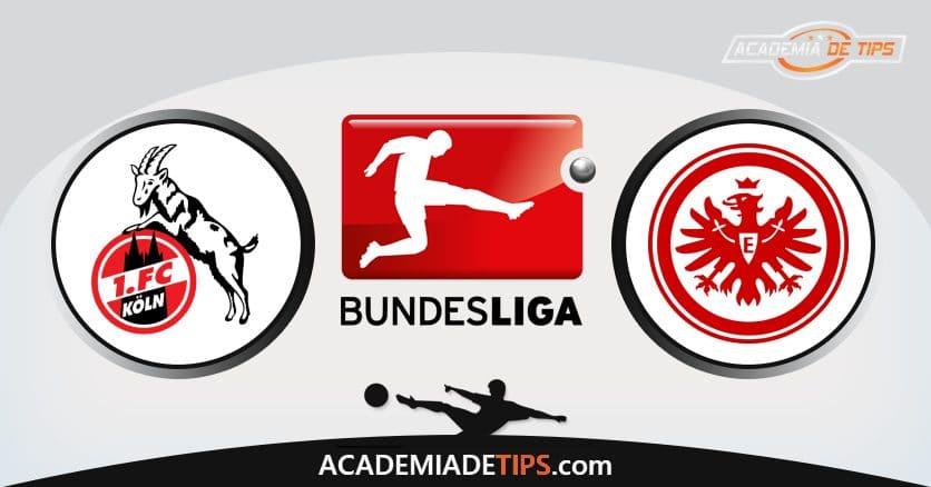 Koln vs Frankfurt, Prognóstico, Análise e Palpites de Apostas – Bundesliga