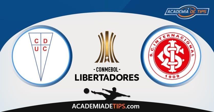 Universidade Católica x Internacional, Prognóstico, Análise e Palpites de Apostas - Copa Libertadores