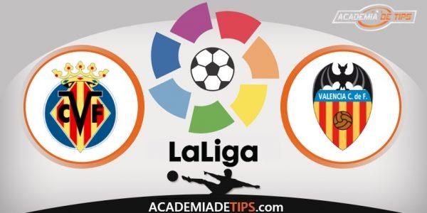 Villarreal vs Valencia, Prognóstico, Análise e Palpites de Apostas – La Liga