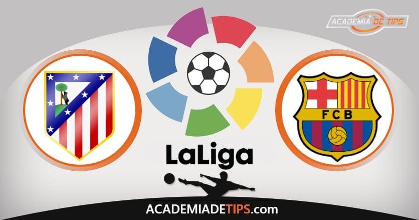 Atletico Madrid x Barcelona, Prognóstico, Análise e Palpites de Apostas – La Liga