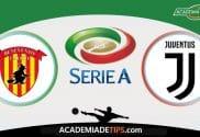 Benevento x Juventus, Prognóstico, Análise e Palpites de Apostas – Serie A