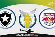 Botafogo RJ x Bragantino, Prognóstico, Análise e Palpites de Apostas - Brasileirão 2020