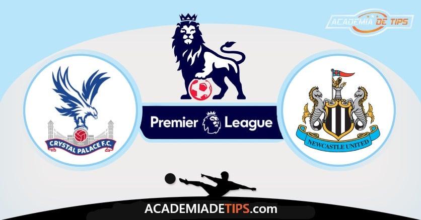Crystal Palace x Newcastle, Prognóstico, Análise e Palpites de Apostas - Premier League