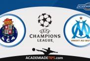FC Porto x Marseille, Prognóstico, Análise e Palpites de Apostas – Liga dos Campeões