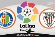 Getafe x Athletic Bilbao, Prognóstico, Análise e Palpites de Apostas – La Liga