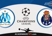 Marseille x FC Porto, Prognóstico, Análise e Palpites de Apostas – Liga dos Campeões