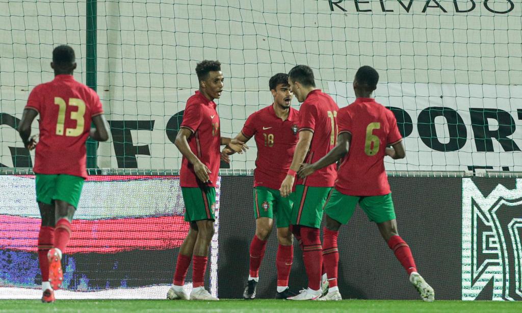 Portugal U21 vs Netherlands U21