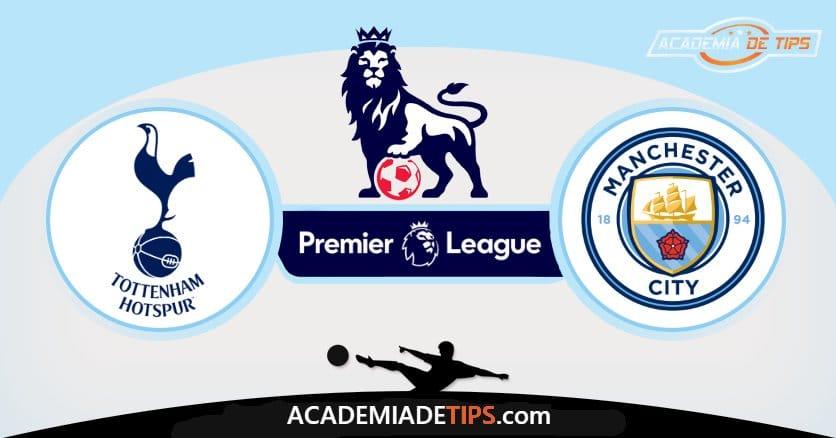 Tottenham x Man City, Prognóstico, Análise e Palpites de Apostas - Premier League