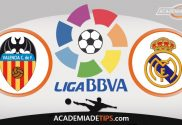 Valencia x Real Madrid, Prognóstico, Análise e Palpites de Apostas – La Liga