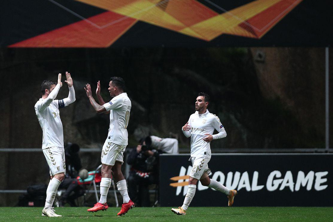 AEK Athens vs Braga - Tips Futebol com Valor - Apostas Sugeridas 03-12-2020