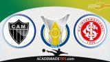 Atlético-MG x Internacional, Prognóstico, Análise e Palpites de Apostas - Brasileirão 2020