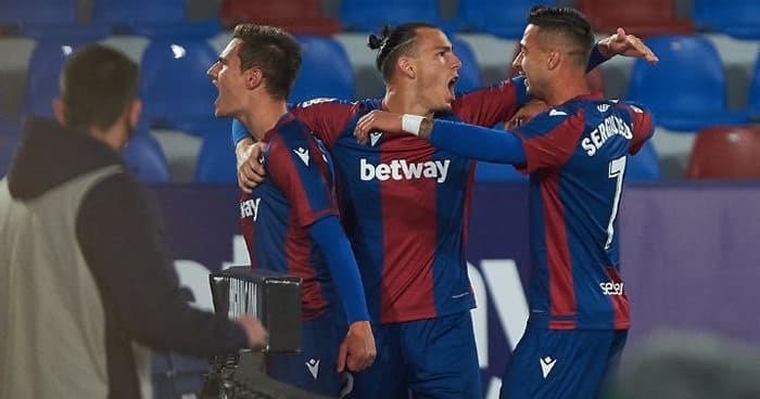 Levante vs Real Betis - Tips Futebol com Valor - Apostas Sugeridas 29-12-2020