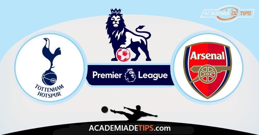 Tottenham x Arsenal, Prognóstico, Análise e Palpites de Apostas - Premier League