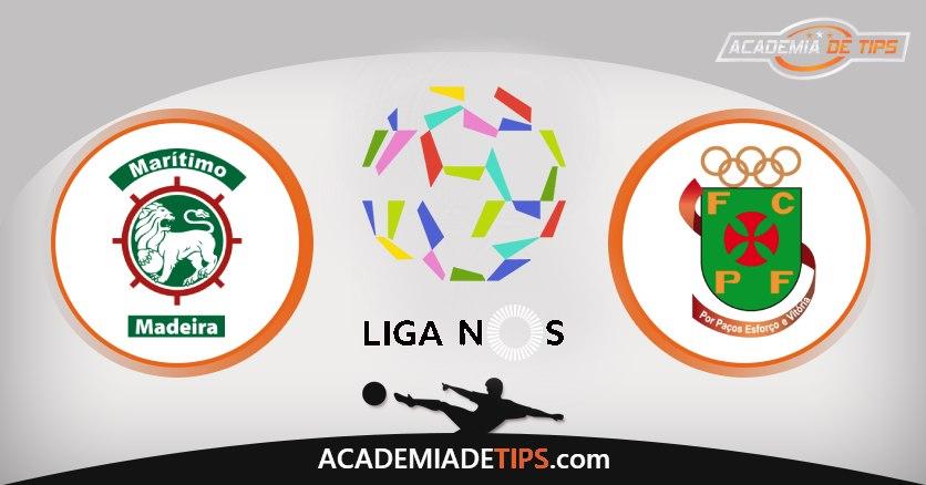 Marítimo vs Paços de Ferreira, Prognóstico, Análise e Apostas da Jornada 22 da La Liga