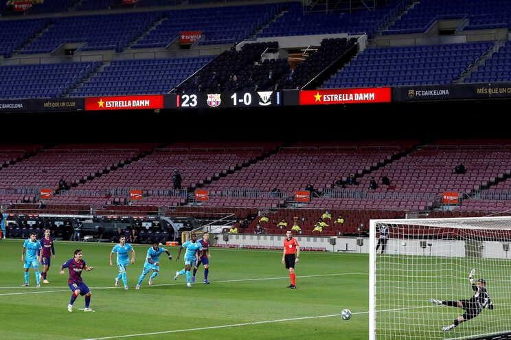 Estádios de Futebol sem Adeptos