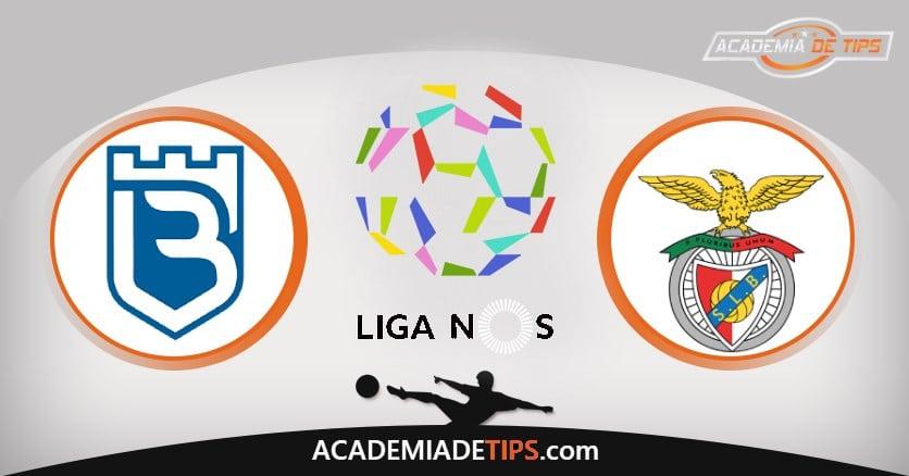 Belenenses SAD vs Benfica, Prognóstico, Análise e Apostas Para 2 Jogos