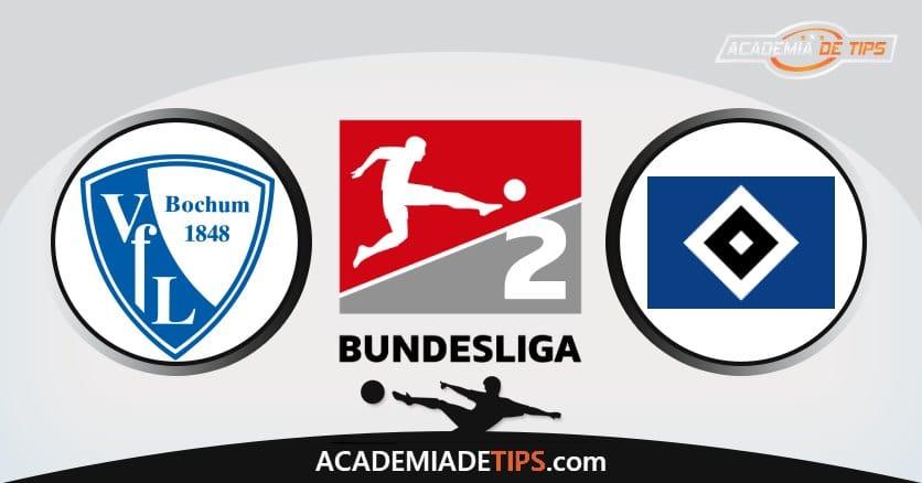 Bochum vs Hamburger SV, Prognóstico, Análise e Apostas Para 2 Jogos