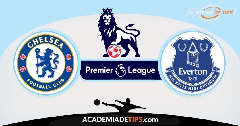 Chelsea vs Everton, Prognóstico, Análise e Apostas Para 2 Jogos