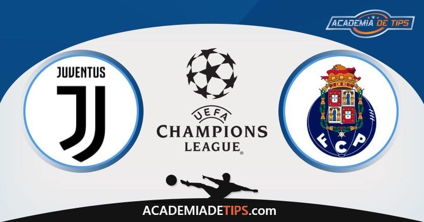 Juventus vs Porto, Prognóstico, Análise e Apostas Para 2 Jogos