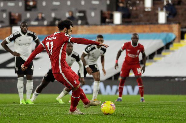 Liverpool vs Fulham