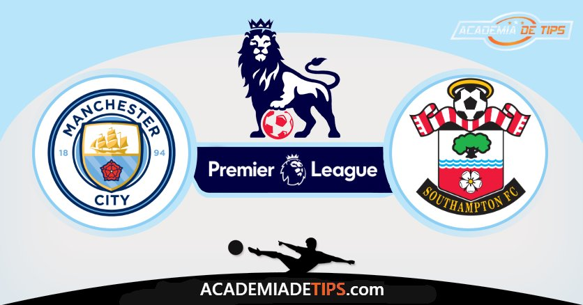 Manchester City vs Southampton, Prognóstico, Análise e Sugestões de Apostas