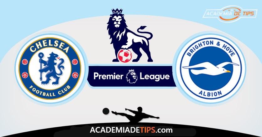 Chelsea vs Brighton, Prognóstico, Análise e Apostas 2 Jogos