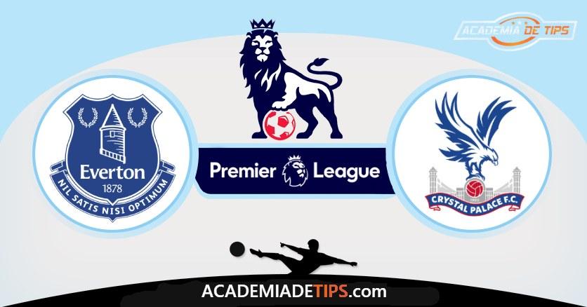 Everton vs Crystal Palace, Prognóstico, Análise e Apostas 2 Jogos