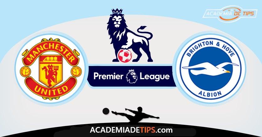 Manchester United vs Brighton, Prognóstico, Análise e Apostas 2 Jogos