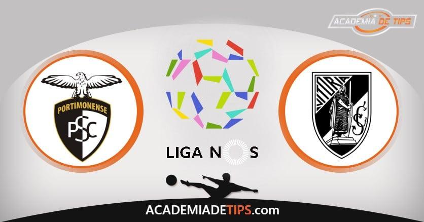 Portimonense vs Vitória de Guimarães, Prognóstico, Análise e Apostas 2 Jogos