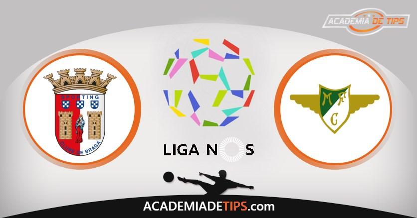 Braga vs Moreirense, Prognóstico, Análise e Apostas Liga NOS – 2 Palpites