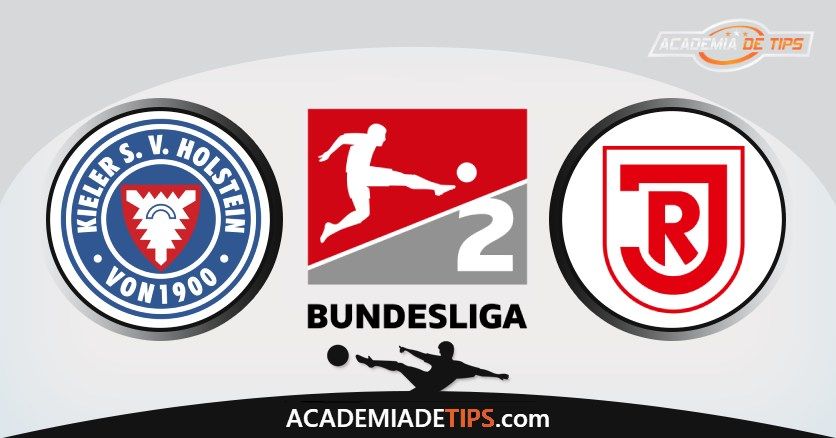 Kiel vs Regensburg, Prognóstico, Análise e ApostasBundesliga 2 – 2 Palpites
