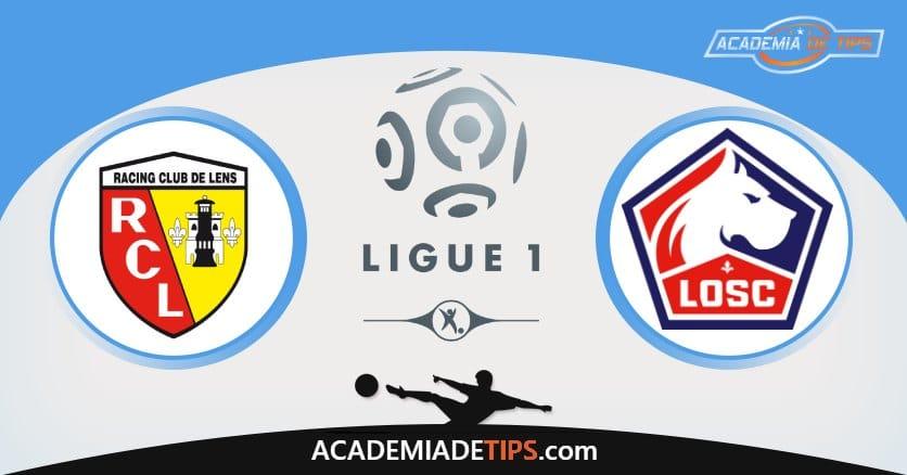 Lens vs Lille, Prognóstico, Análise e Apostas Ligue 1 – 2 Jogos