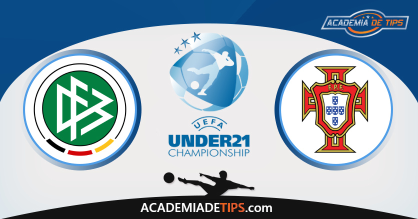 Alemanha U21 vs Portugal U21, Prognóstico, Análise e Apostas Euro U21 – 4 Palpites