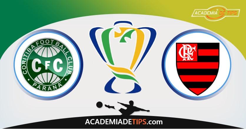 Coritiba vs Flamengo, Prognóstico, Análise e Apostas Copa do Brasil – 6 Palpites