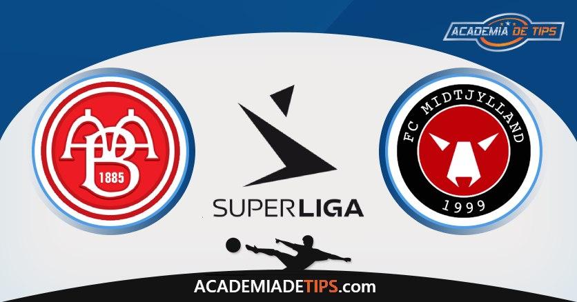Aalborg vs Midtjylland, Prognóstico, Análise e Apostas Superliga