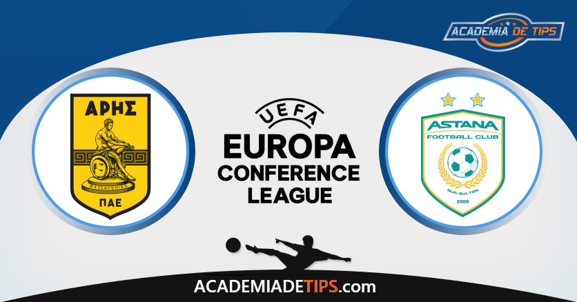 Aris vs Astana, Prognóstico, Análise e Apostas Conference League