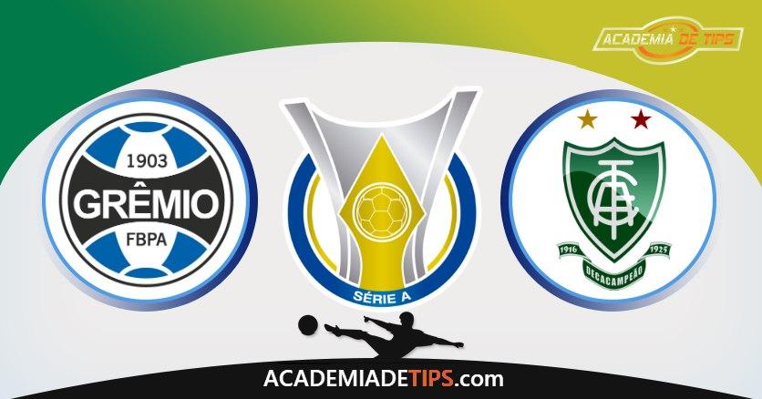 Grêmio vs América-MG, Prognóstico, Análise e Apostas Brasileirão – 4 Tips Sugeridas